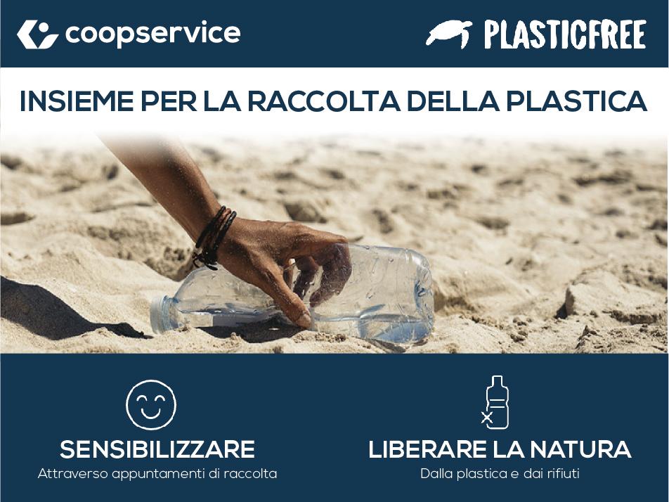 Raccolta Plastic Free | Liberiamo le nostre città dalla plastica