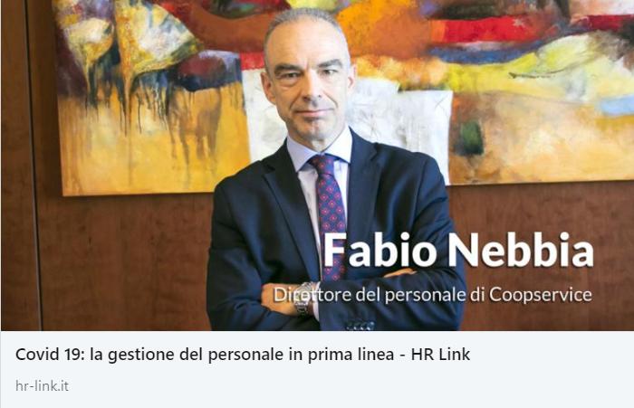 HR Link - Intervista a Fabio Nebbia