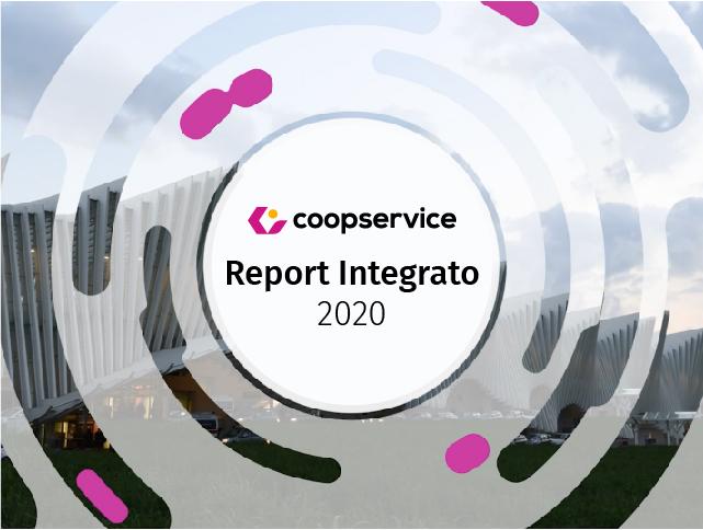 Report Integrato Coopservice 2020