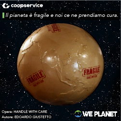Coopservice partner di WePlanet!